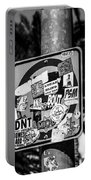Las Vegas Sticker Sign Portable Battery Charger