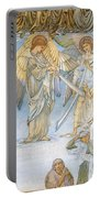 Last Judgement Portable Battery Charger