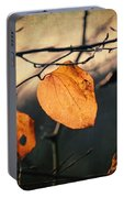 Last Leaves Portable Battery Charger