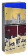 Last Stage To Tombstone Arizona Old Modoc 1903-2013 Portable Battery Charger