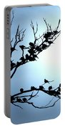 Lasy Birds Portable Battery Charger
