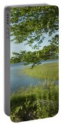 Late Afternoon On Worden Pond Portable Battery Charger