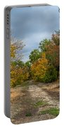 Late Autumn Portable Battery Charger