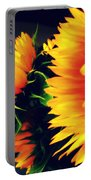 Late Summer Greetings Portable Battery Charger