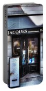 Latin St Jacques Paris France Portable Battery Charger