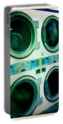 Laundromat Portable Battery Charger