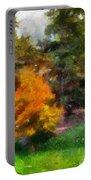 Laura Bradley Park Japanese Garden 02 Portable Battery Charger