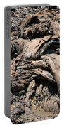 Lava Abstract Portable Battery Charger