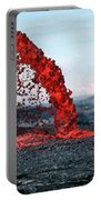 Lava Portable Battery Charger