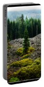 Lava Flow Frozen In Time Portable Battery Charger