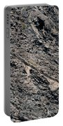 Lava Textures Portable Battery Charger