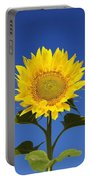 Laval, Quebec, Canada Sunflower Portable Battery Charger