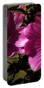 Lavatera - A Study In Pink Portable Battery Charger