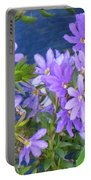 Lavendar Melody Portable Battery Charger
