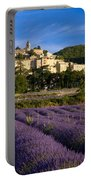 Lavender And Banon Portable Battery Charger