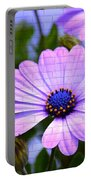 Lavender Beauties Portable Battery Charger