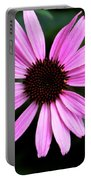 Lavender Daisy Portable Battery Charger
