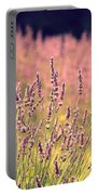 Lavender Dreams Portable Battery Charger