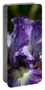 Lavender Lust Portable Battery Charger