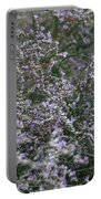 Lavender Silver Lining Portable Battery Charger