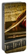 Lawyer - The Constitutional Lawyer Portable Battery Charger