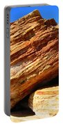 Layered Broome Rock Portable Battery Charger