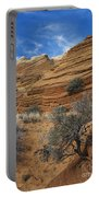 Layered Sandstone Portable Battery Charger