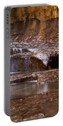 Layers Of Falls Portable Battery Charger