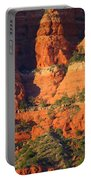 Layers Of Red Rock Portable Battery Charger