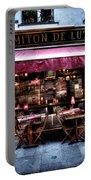 Le Marmiton De Lutece Paris France Portable Battery Charger