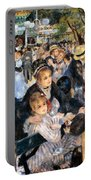 Le Moulin De La Galette Portable Battery Charger