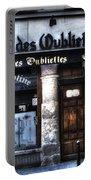 Le Taveau Des Oubliettes Paris France Portable Battery Charger