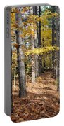 Leading To Autumn Portable Battery Charger