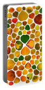 Leaf Collage 2 Portable Battery Charger