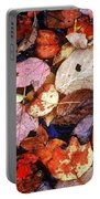 Leaf Patterns 2 Portable Battery Charger