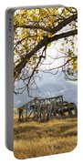 Lean To - Mormon Row - Grand Tetons Portable Battery Charger