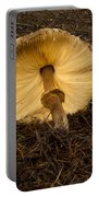 Leaning Fungi Portable Battery Charger