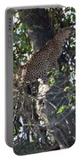 Leaping Leopard Portable Battery Charger