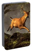 Leaping Stag Portable Battery Charger