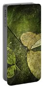 Leaves Afloat Portable Battery Charger