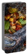 Leaves And Root Portable Battery Charger