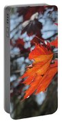 Leaves Backlit 3 Portable Battery Charger