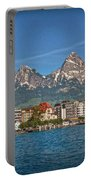 Leaving Brunnen Portable Battery Charger