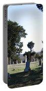 Lebanon Cemetery Oklahoma Portable Battery Charger