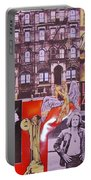Led Zeppelin  Collage Number Two Portable Battery Charger