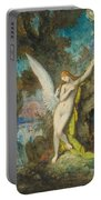 Leda And The Swan Portable Battery Charger