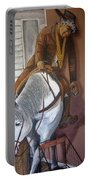 Lee Marvin Cat Ballou Homage 1965 Mural  Kid Chillean's Black Canyon Arizona  2005 Portable Battery Charger
