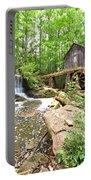 Lefler Grist Mill Portable Battery Charger