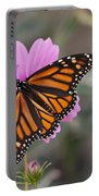 Legend Of The Butterfly - Monarch Butterfly - Casper Wyoming Portable Battery Charger