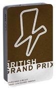 Legendary Races - 1948 British Grand Prix Portable Battery Charger